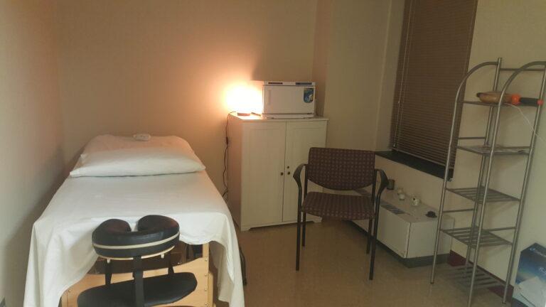 Massage Room/Sensory room